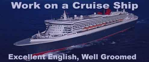 OVC Cruise Ships  AIRFARE  AUPAIR  UK VISAS  UK STUDY
